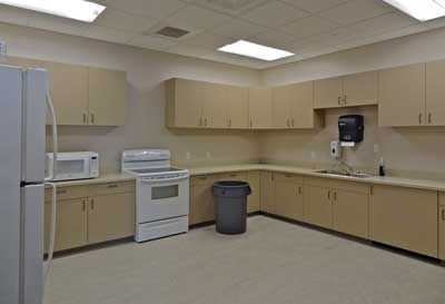 Kitchen in the Community Room