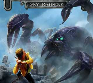Sky Raiders by Brandon Mull