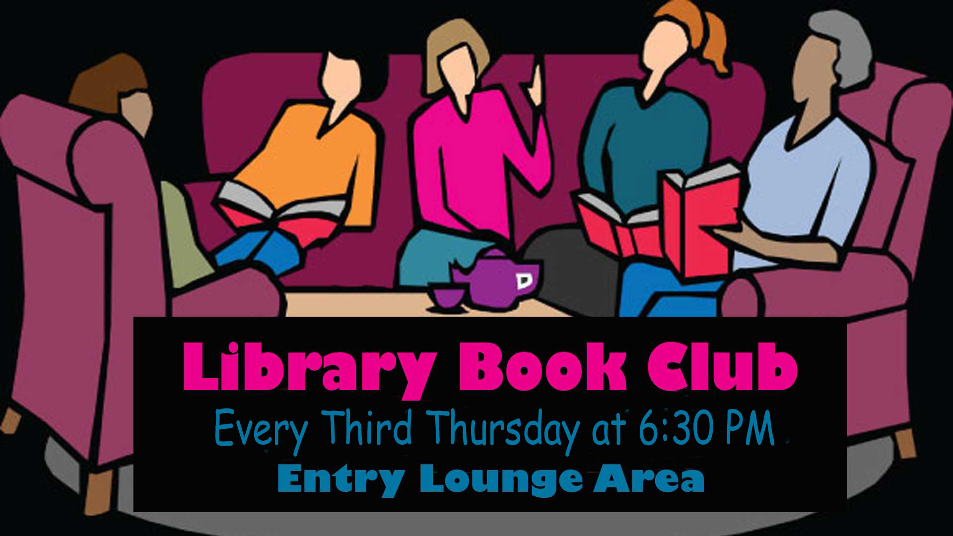 Library Book Club