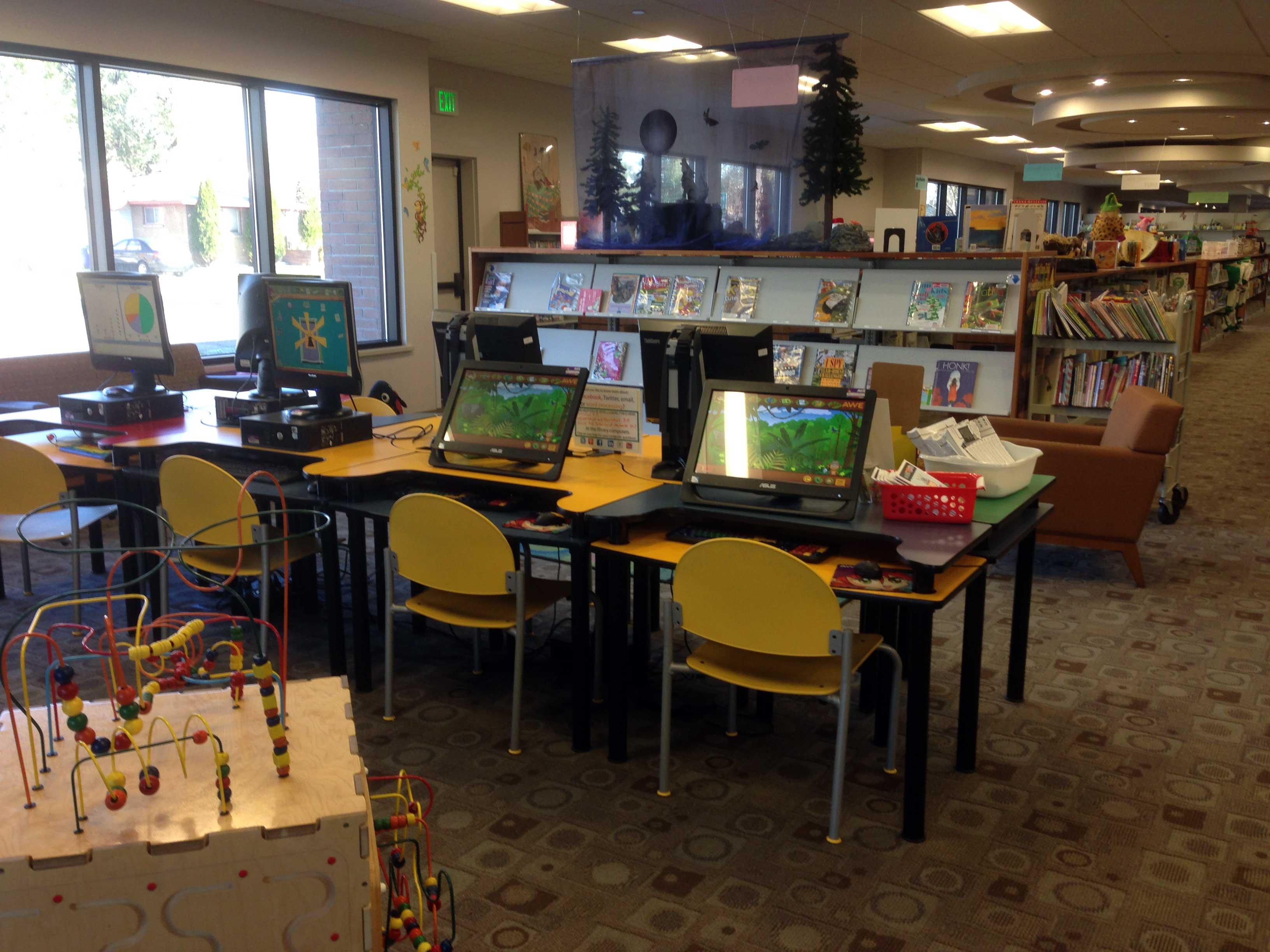 Children's Game Computers