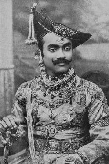 Tukoji Rao III, Maharajah of Dewas