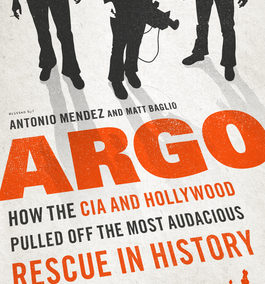 Argo by Antonio Mendez and Matt Baglio