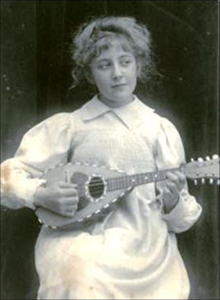 A Young Agatha Miller