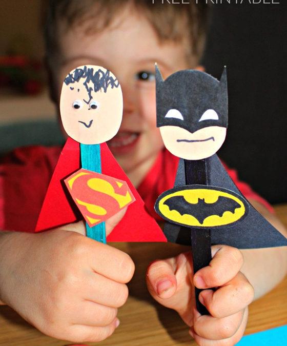 Craft Activities for Tweens and Children in March