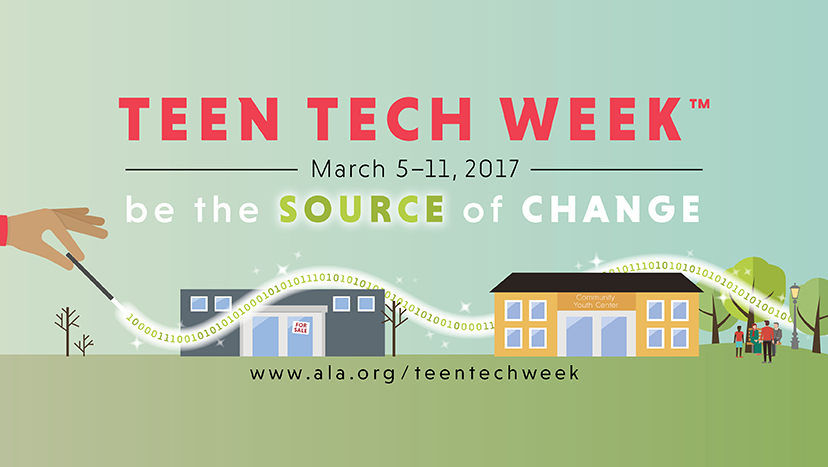 Teen Tech Week