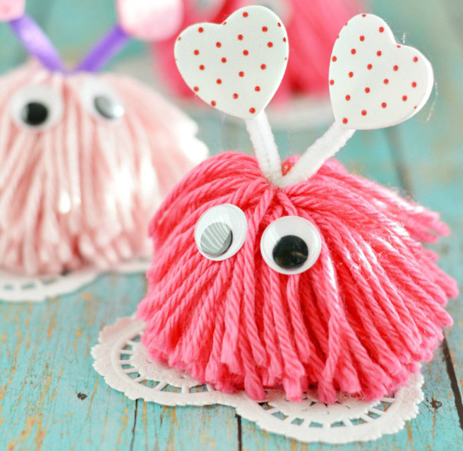 Tween and Children's Crafting for February!