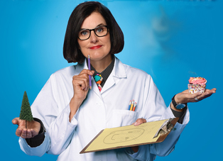 """The Totally Unscientific Study of the Search for Human Happiness"" by Paula Poundstone"