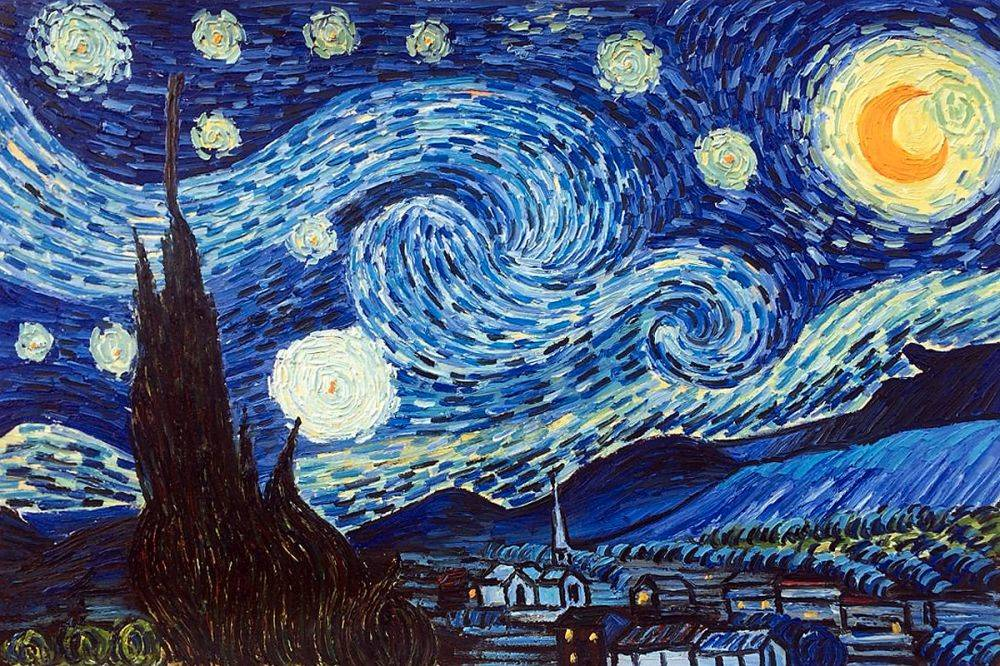 van gogh and lewit essay Van gogh essay in this essay i am going to discuss vincent van gogh and post-impressionism vincent willem van gogh (march 1853 – 29 july 1890) was a dutch post-impressionist painter whose work, notable for its rough beauty, emotional honesty and bold color, had a far-reaching influence on 20th-century art.