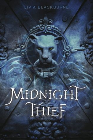 Midnight Thief by Livia Blackburne