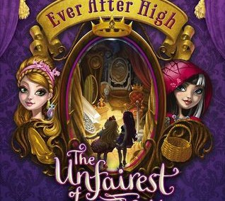 The Unfairest of Them All by Shannon Hale