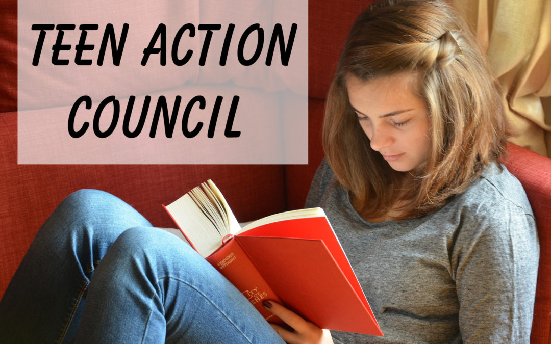 Be Part of the Teen Action Council!