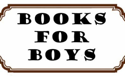 Books for Boys Book Club for November