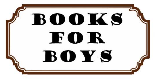 April Books for Boys Club