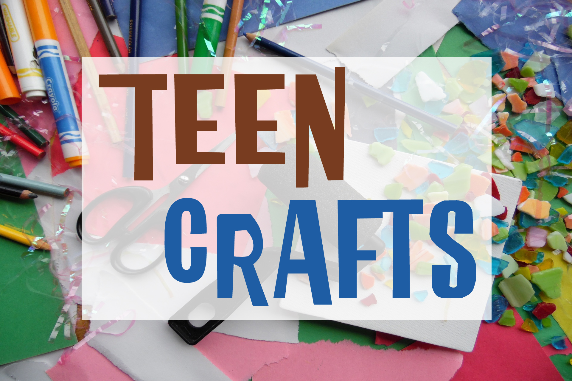 Teen Crafts