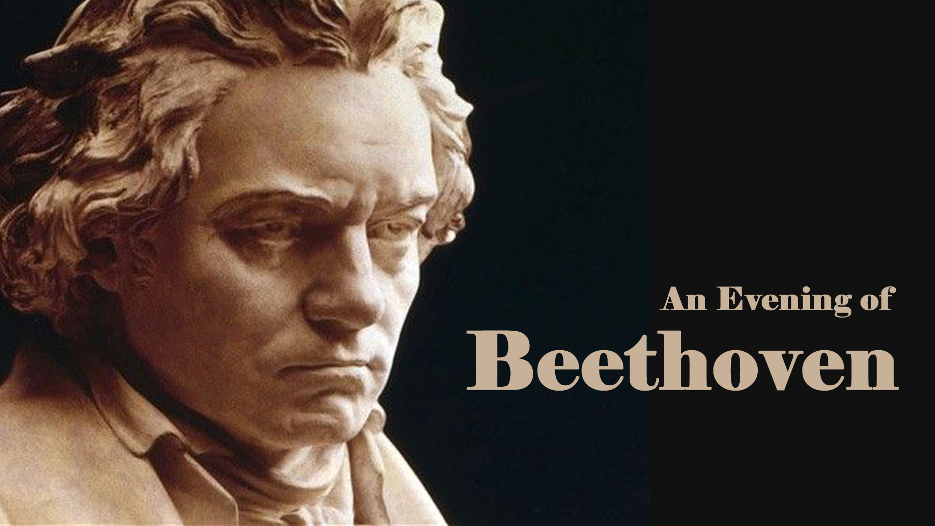On the Same Page An Evening of Beethoven
