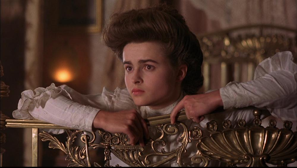 Helena Bonham Carter as Lucy Honeychurch