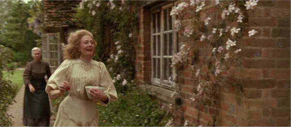 Ruth Wilcox (Vanessa Redgrave) from Howards End