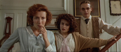 The Schlegel Family from Howards End (Emma Thompson, Helena Bonham Carter and Adrian Ross Magenty)