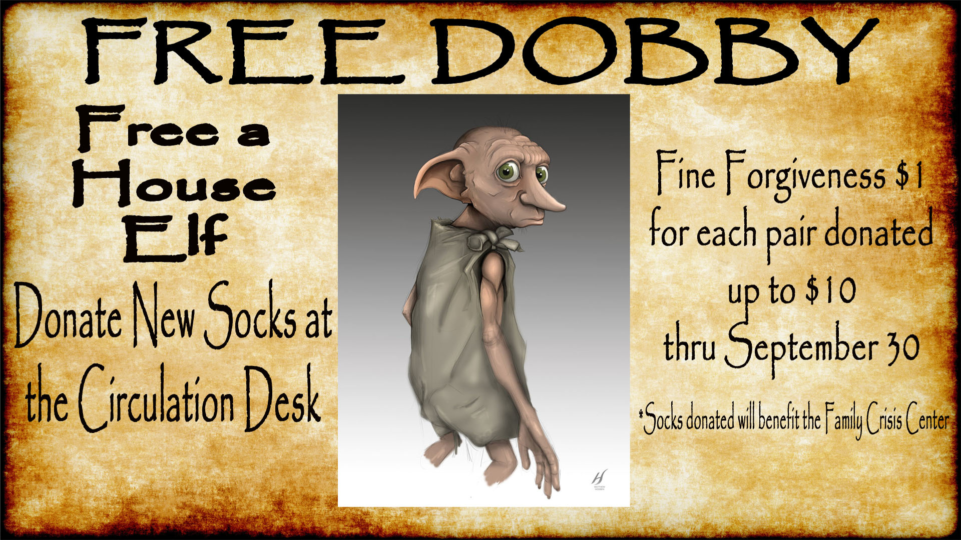 Save a House Elf