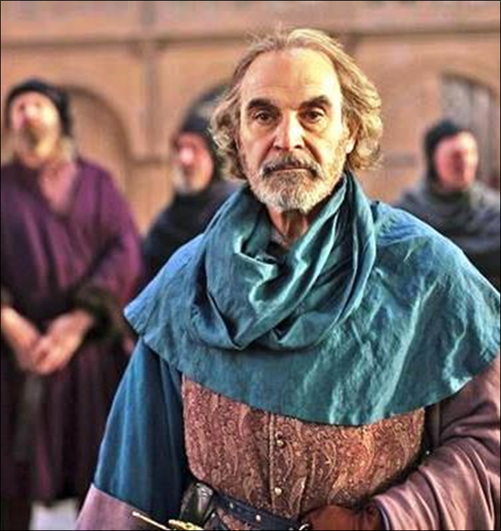 David Suchet as the Duke of York in Richard II