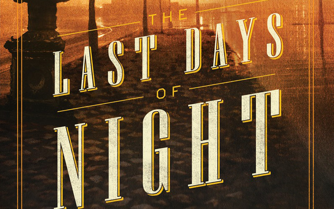 """The Last Days of Night"" by Graham Moore is an Electrifying Read"
