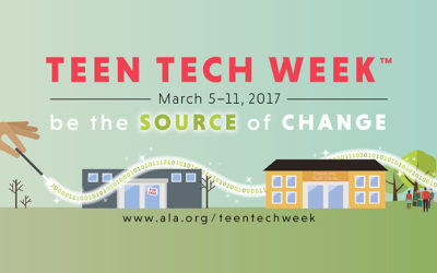 Teen Tech Week and Party!