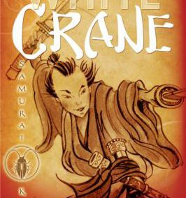 Samurai Kids: White Crane by Sandy Fussell