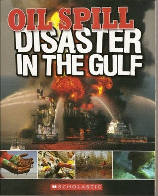 Oil Spill Disaster in the Gulf by Mona Chiang