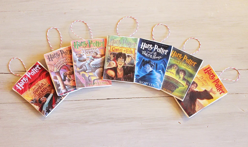November Teen Crafts–More Harry Potter Fun!