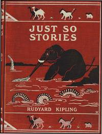 Just So Stories Cover from 1902