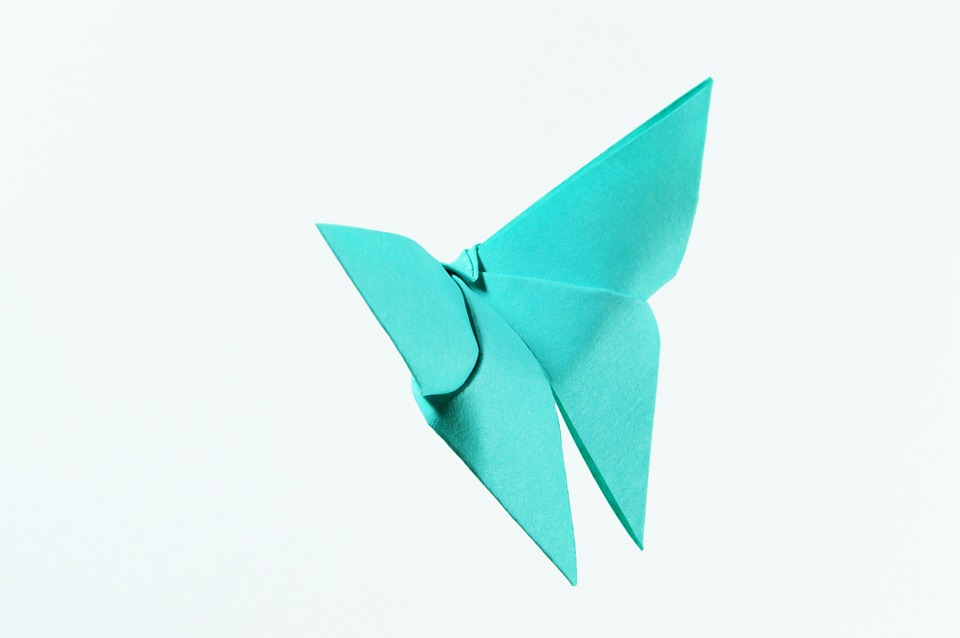 On the Same Page: Just So Origami