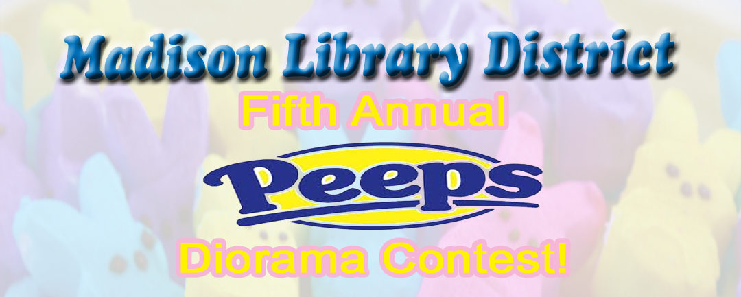 Fifth Annual Peeps Diorama Contest