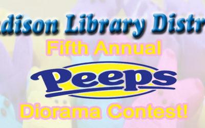 Fifth Annual Peeps Diorama Contest