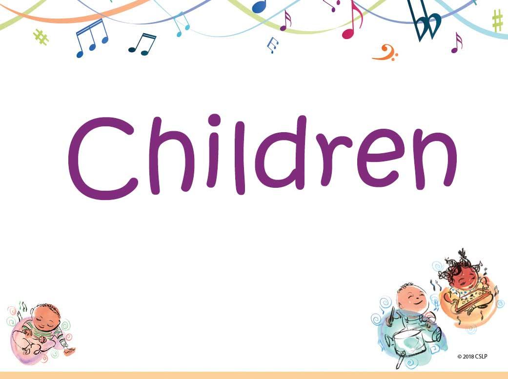 Children's Summer Reading