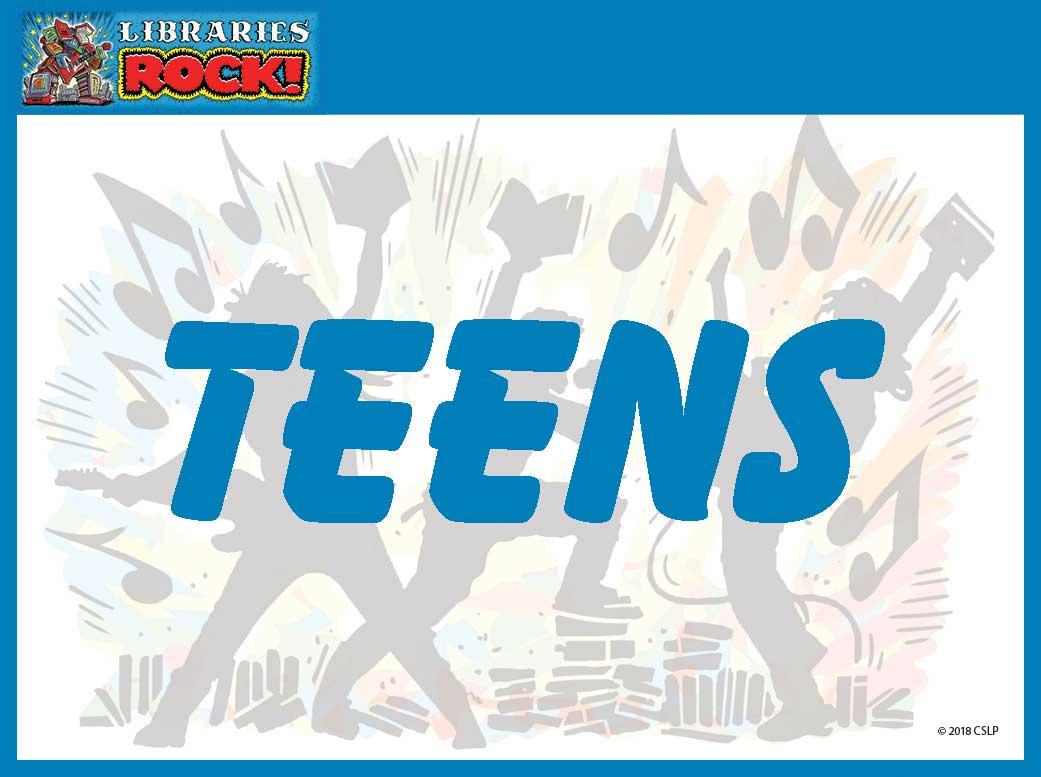 Teen's Summer Reading