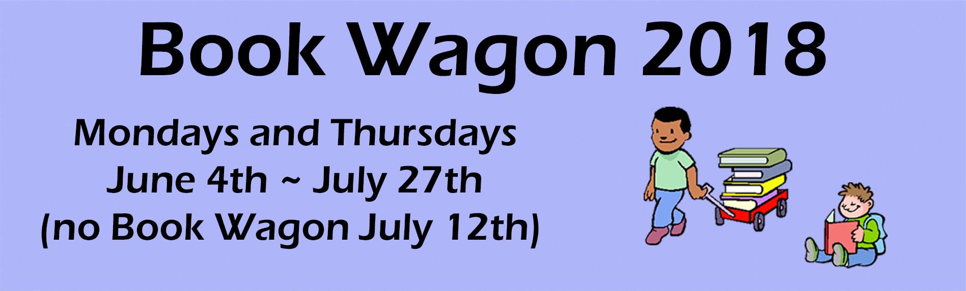Book Wagon Schedule