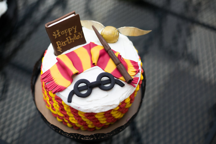 Harry Potter's Birthday Party!