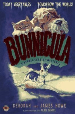 Bunnicula – A Rabbit-Tale of Mystery by Deborah Howe