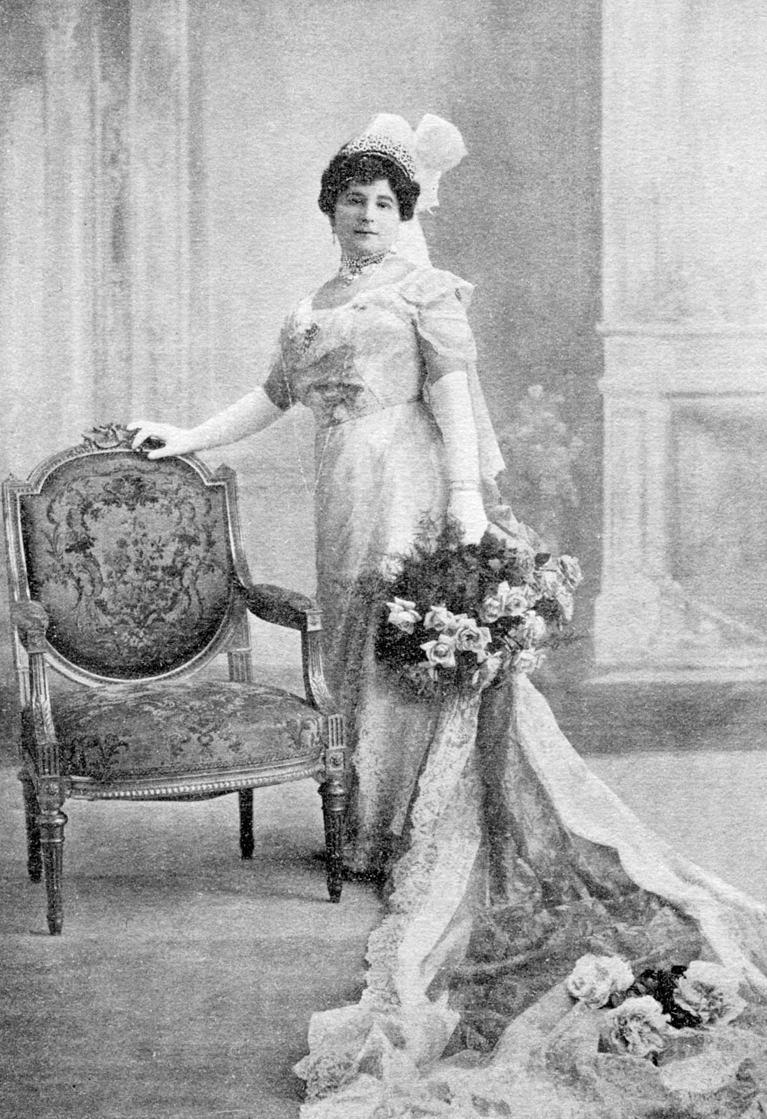Baroness Emmuska Orczy in 1913