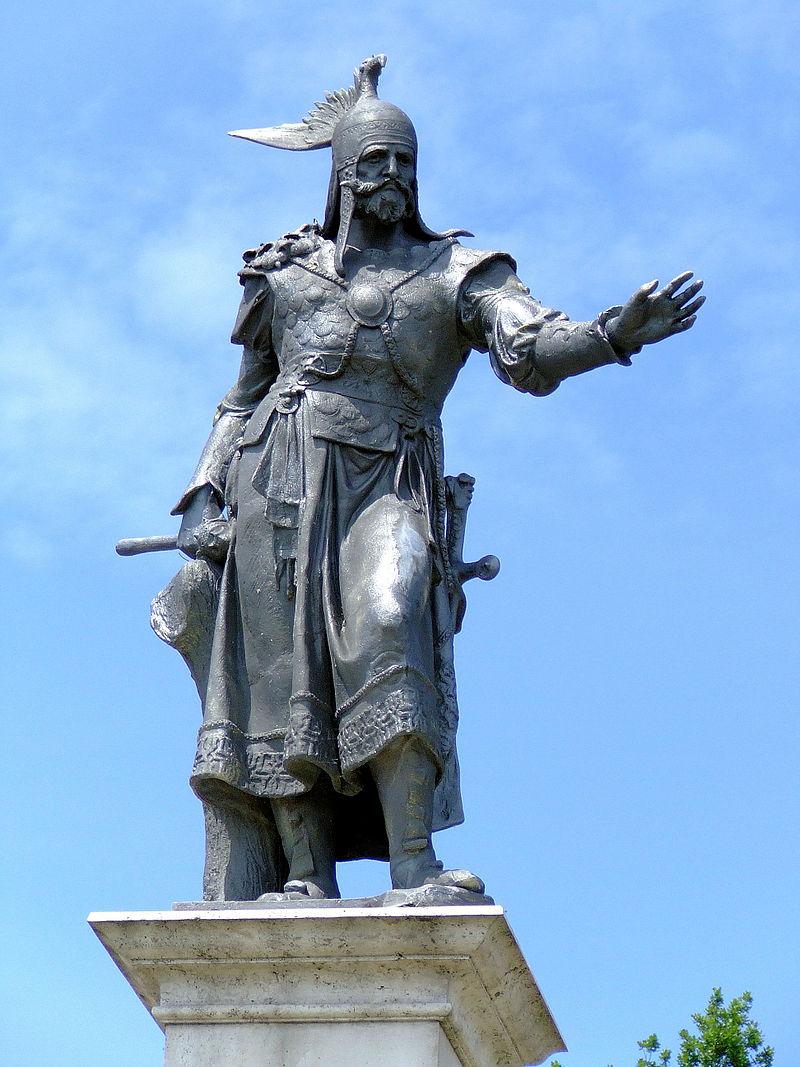 Hungarian National Hero Arpad