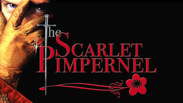 The Scarlet Pimpernel Poster From the 1997 Broadway Musical