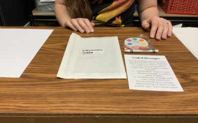 Summer STEM – Coded Messages