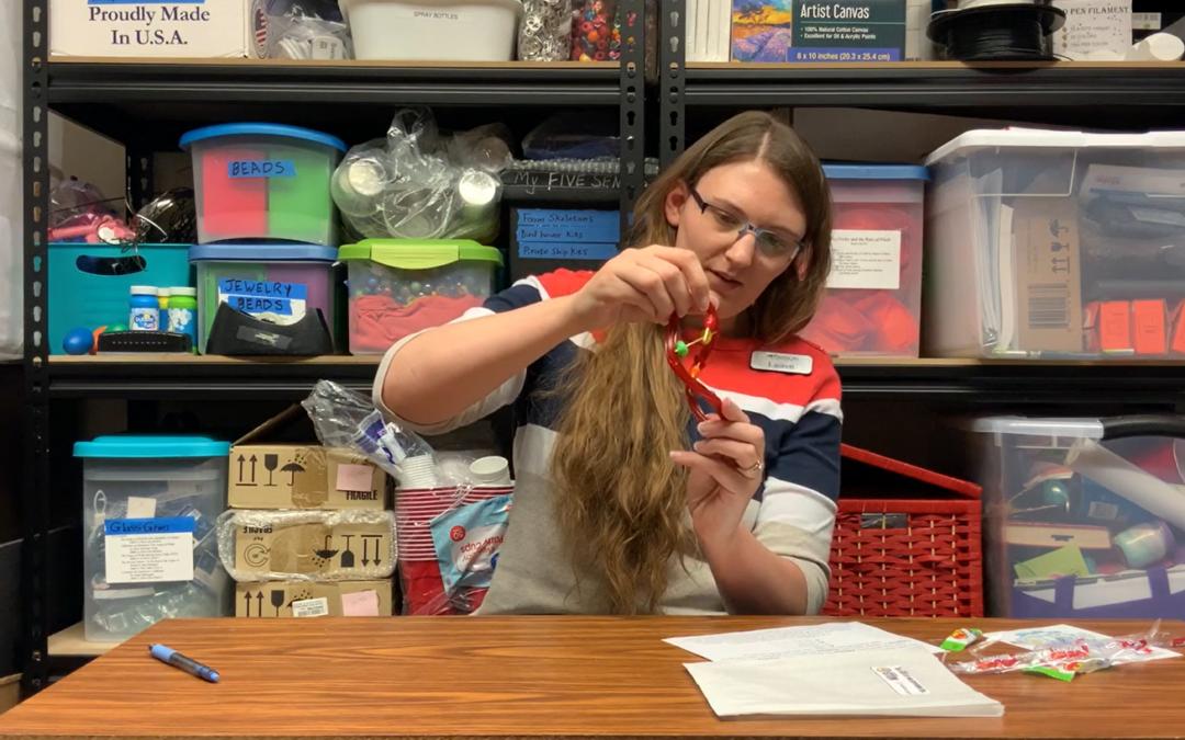 Summer STEM – DIY DNA