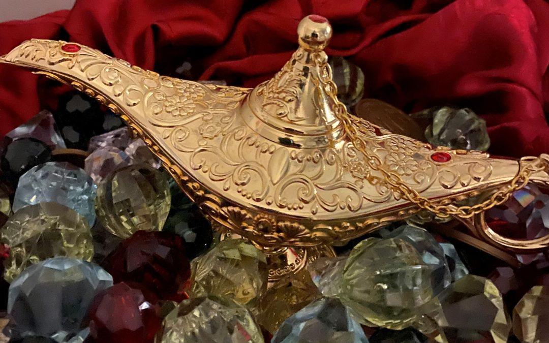 Story Time – Aladdin's Magic Lamp