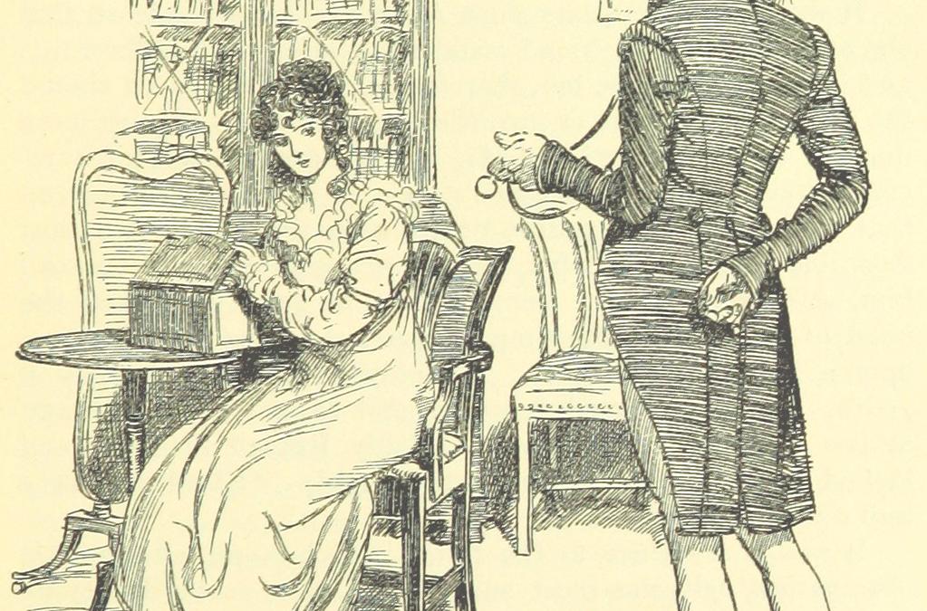 Adult Book Club: Jane Austen's Persuasion