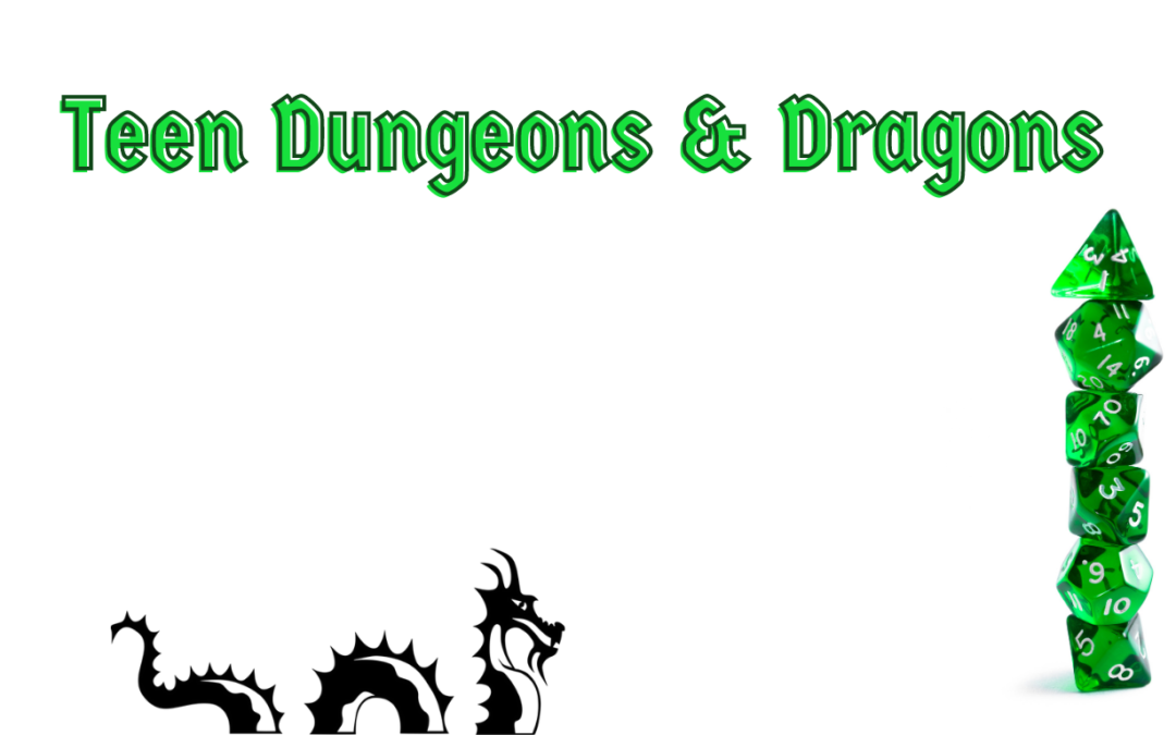 November Teen Dungeons and Dragons