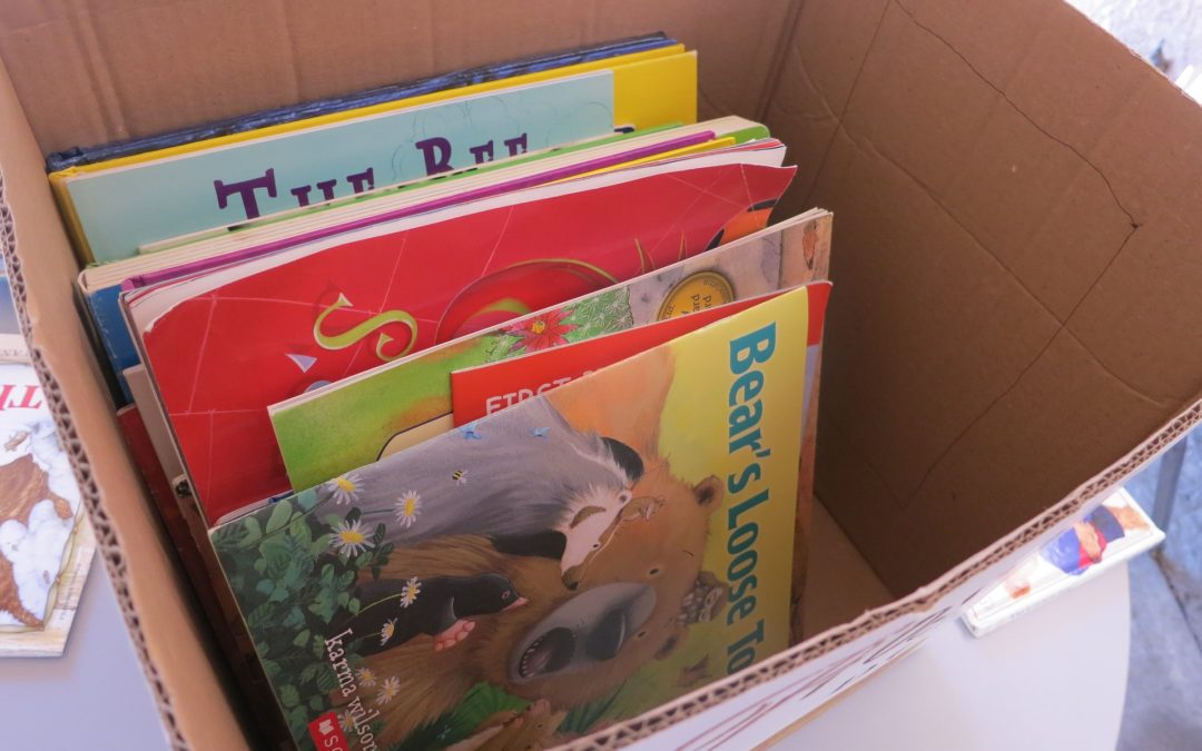 Story Time – Boxes
