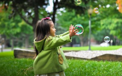 Story Time – Bubbles!
