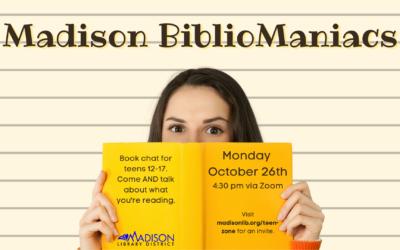 October BiblioManiacs