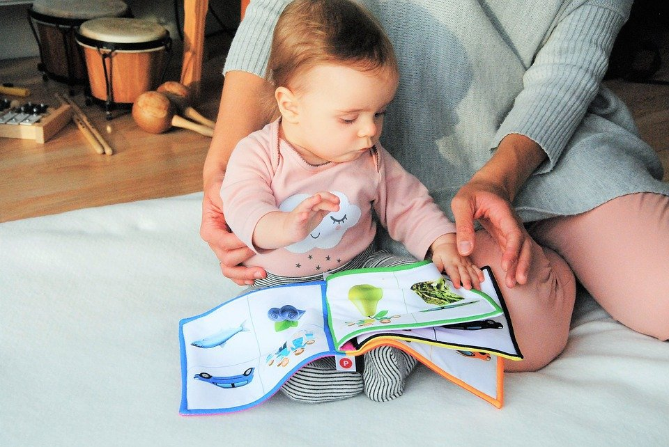 Book Babies – Bugs!